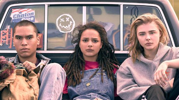 """The film """"The Miseducation of Cameron Post"""" tells the story of a teen sent to a camp aimed at changing her sexuality."""