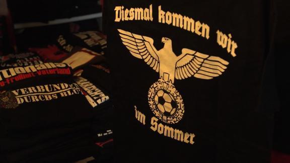 Germany Neonazi shop