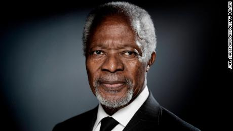 Kofi Annan: A career of triumphs and tribulations in Africa