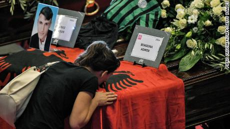 Genoa bridge collapse: State funeral held for victims - CNN