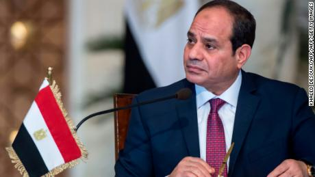 Egypt's President Sisi ratifies new internet control law