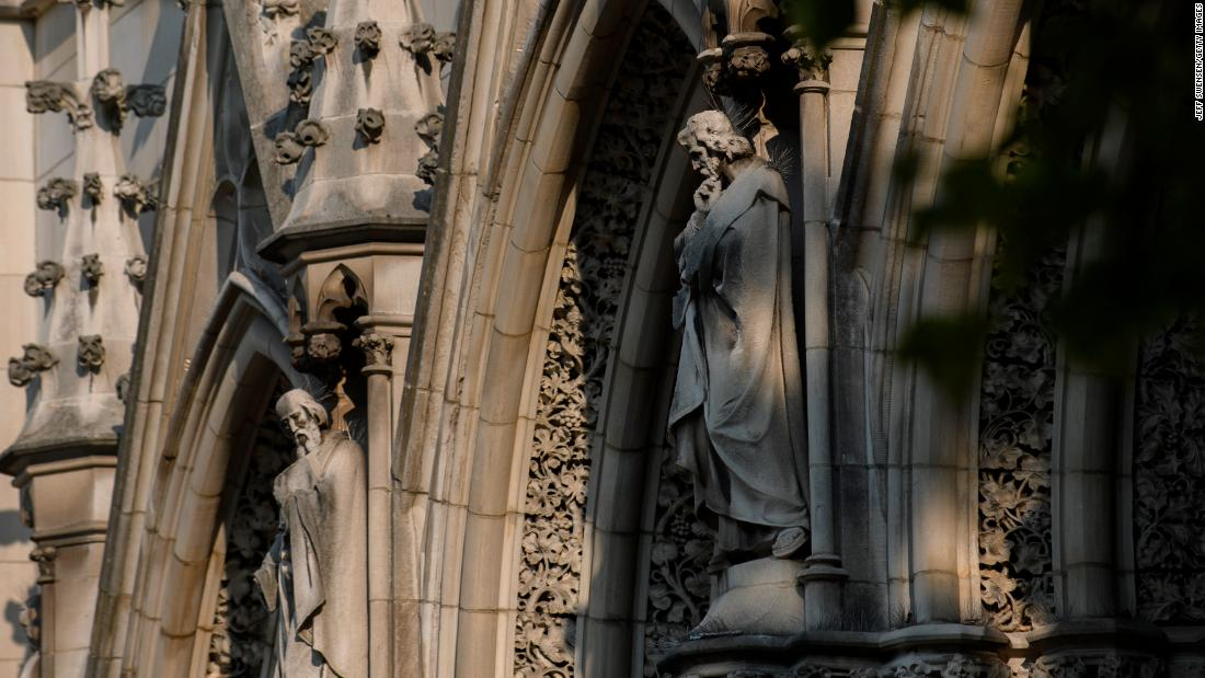 'Your faith is shaken.' Catholics react to report detailing sexual abuse by clergy