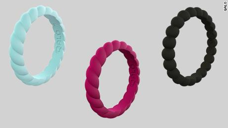 Qalo Functional Wedding Bands Shop These Rings For Those With