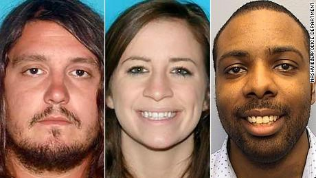 Nashville shootings: Police find 2 men to question in 3