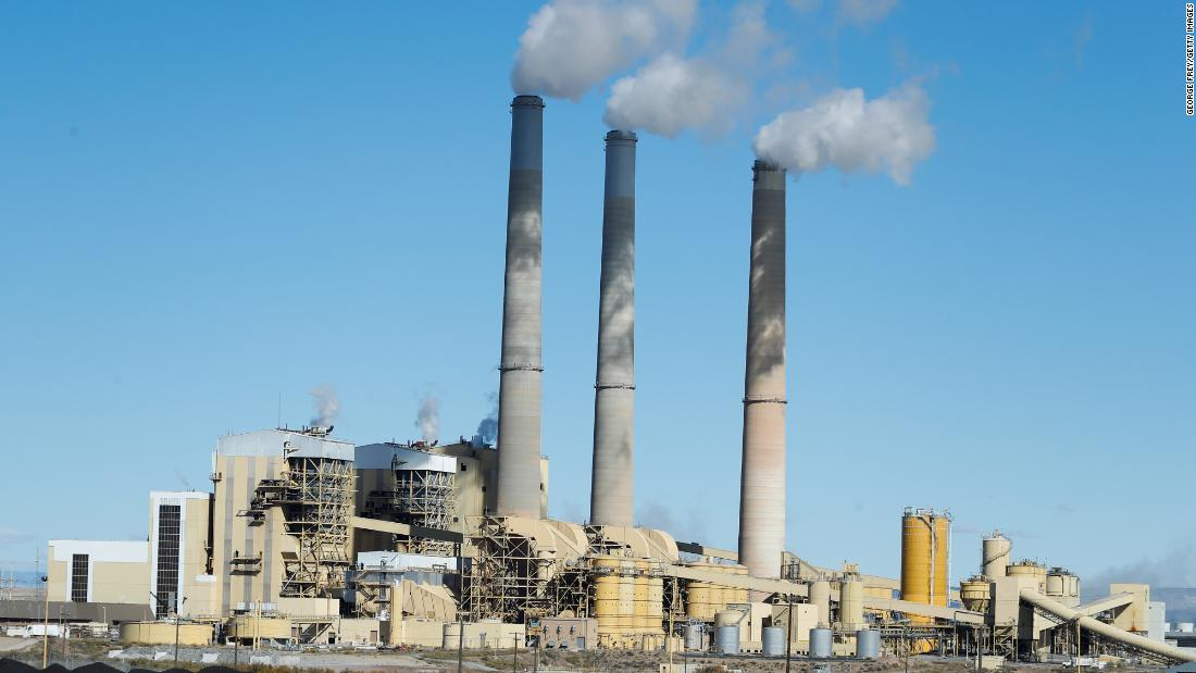 EPA rolls back Obama-era plan limiting coal-fired power plant emissions