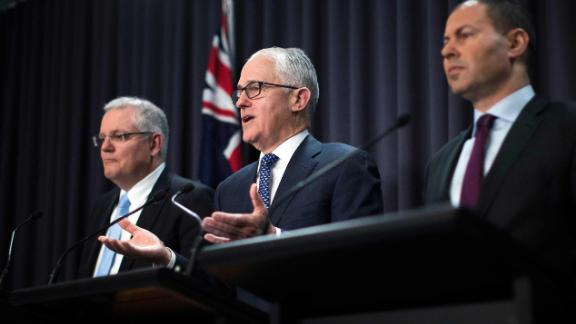 Morrison's week began with then-PM Turnbull to discuss the fate of his energy bill, which set in motion the beginning of the end of his premiership.