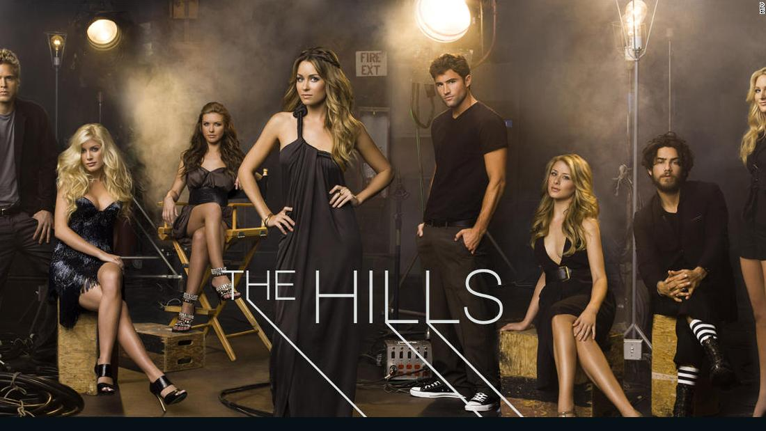 'The Hills' are returning to MTV
