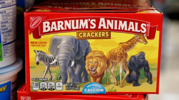 The redesigned Barnum