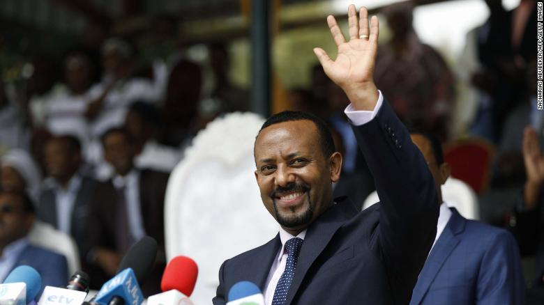 Prime Minister Abiy Ahmed has carved a path through Ethiopia's ethnically divided landscape.