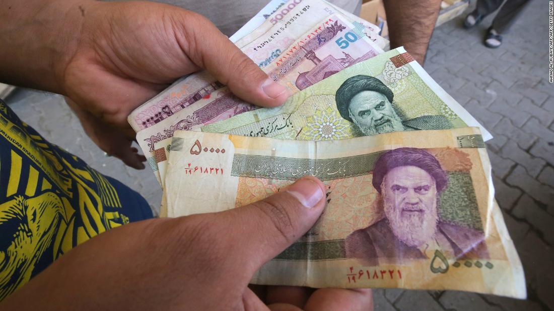 US verhängt Sanktionen gegen Iran
