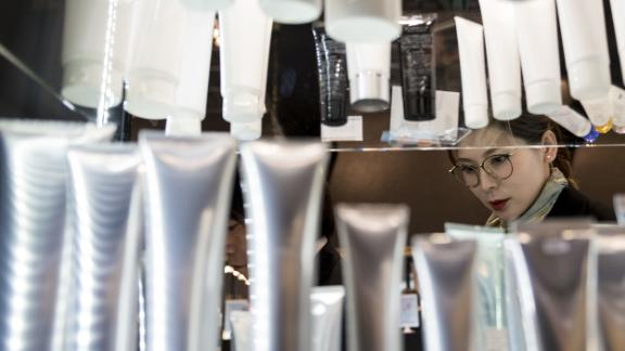 Japan accounts for about 21% of skin-lightening product sales in Asia.