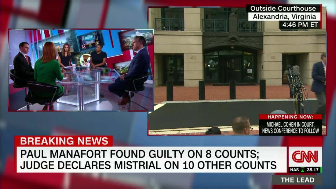 Takeaways from the Paul Manafort guilty verdicts