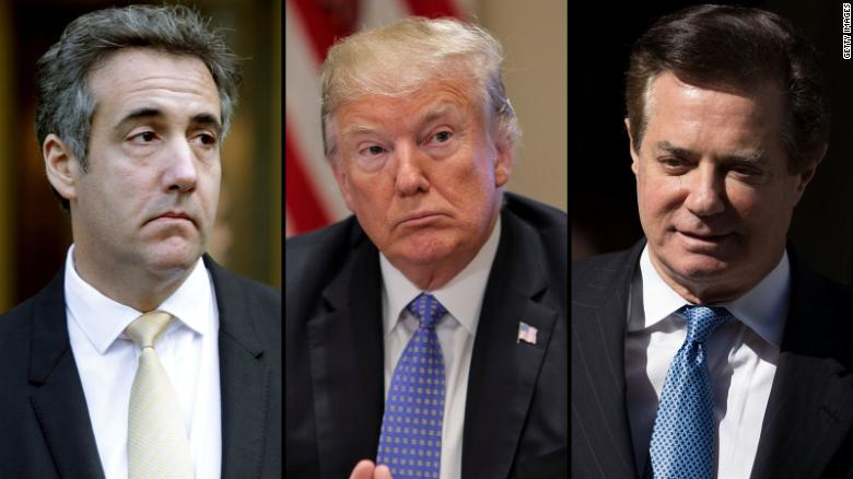 Analysis: 12 not-dumb questions about what's next for Cohen, Manafort, Mueller and Trump