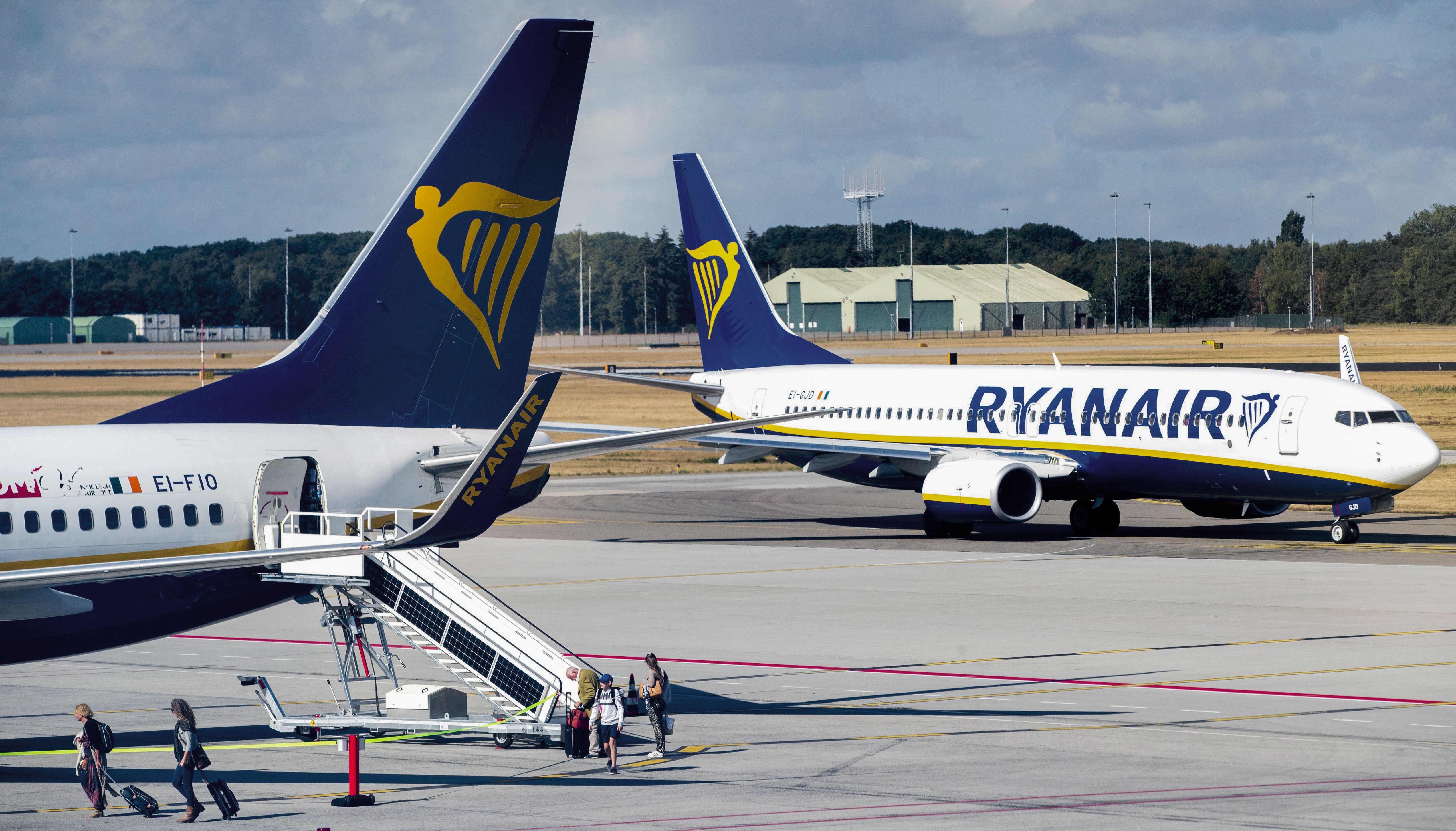 pics What are Ryanairs new rules for hand luggage