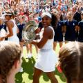 Serena Williams 2015 Wimbledon