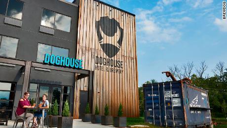 On National Drink Beer Day, check out BrewDog's first 'beer hotel'