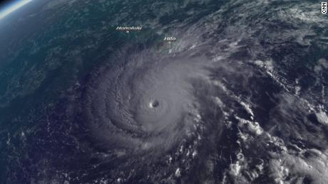 Why is the Pacific having such a busy hurricane season compared to the Atlantic?