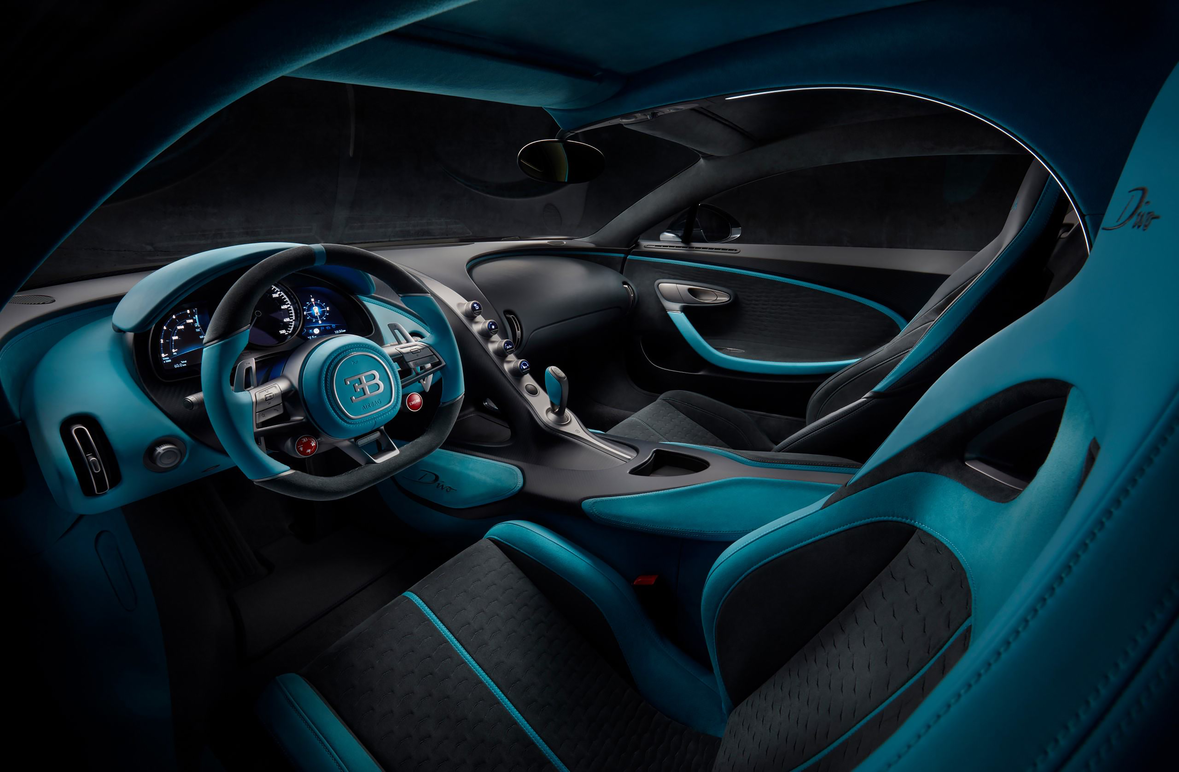Bugatti Reveals 6 Million Supercar That S Slower But More Exciting