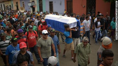 'Suicide,' 'catastrophe': Nicaraguans in US terrified of looming end of protections