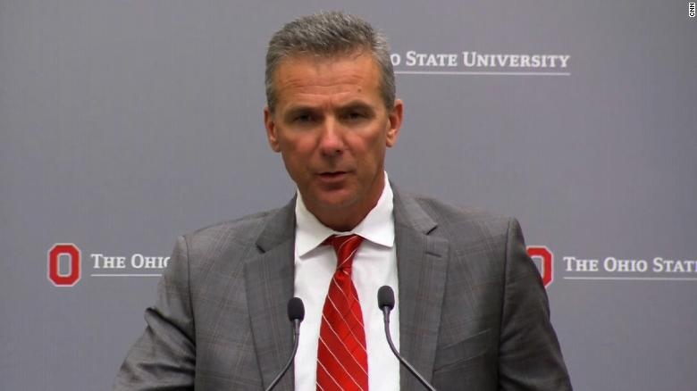JUST WATCHED. Urban Meyer  ... cdc35b1e5