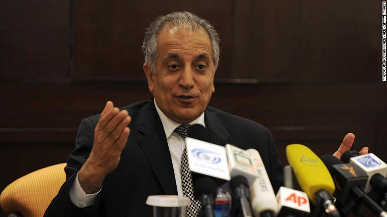 Biden administration resumes Taliban peace talks