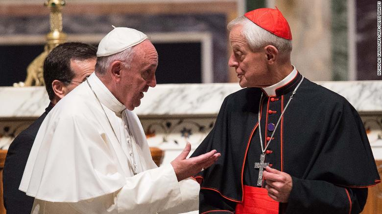 Image result for cardinal wuerl