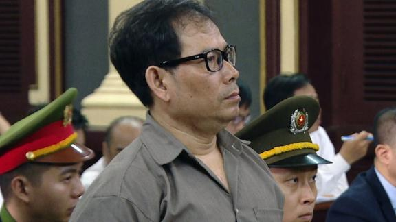Nguyen James Han, an American citizen who is a member of California-based Provisional National Government of Vietnam was sentenced to 14 years in prison.