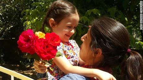 Iran offers prisoner swap which could see jailed charity worker Nazanin Zaghari-Ratcliffe freed