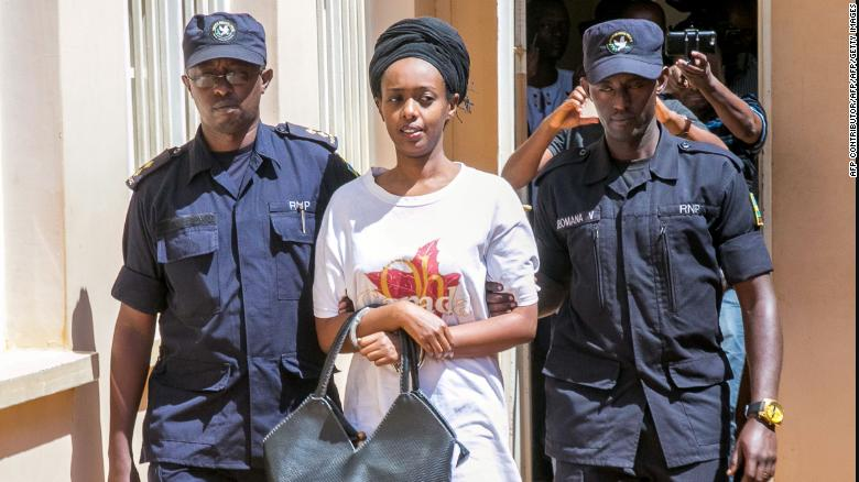 b2a36c2dbdd She tried to run for President, now she's in jail