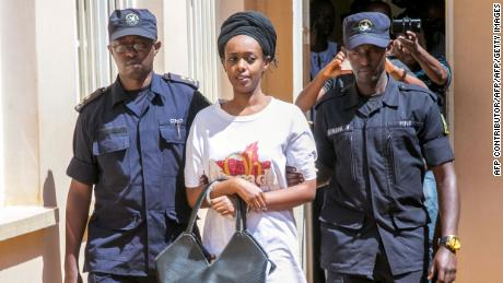 Rwandan opposition leader Diane Rwigara and mother freed on bail