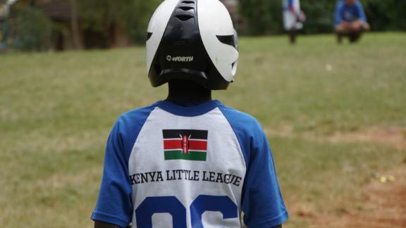 The next generation of Kenyan baseball players are ready