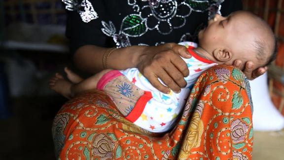 Rohingya rape births
