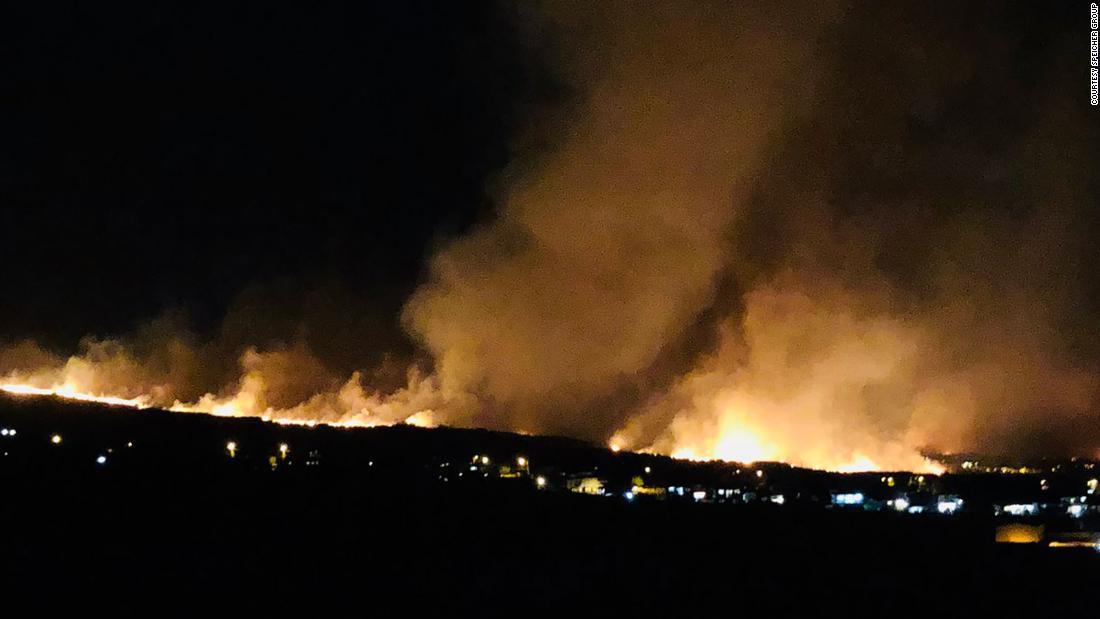 maui fire - photo #1