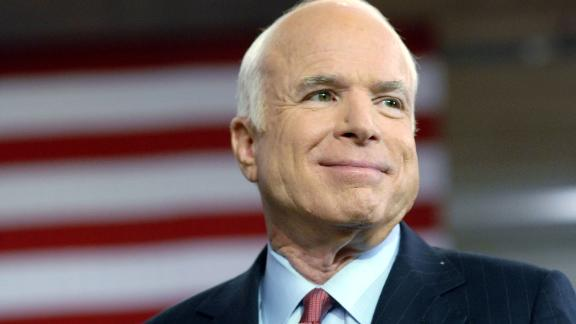 John McCain, a Vietnam War hero who served in the US Senate for more than 30 years and ran for president twice, died August 25 at the age of 81. McCain, a conservative maverick, won the Republican nomination in 2008 but lost to Barack Obama. He continued to serve in Congress after being diagnosed with brain cancer last year.