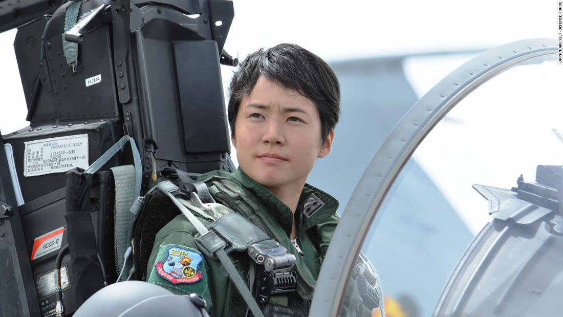 Japan gets first female fighter pilot inspired by 'Top Gun' - CNN