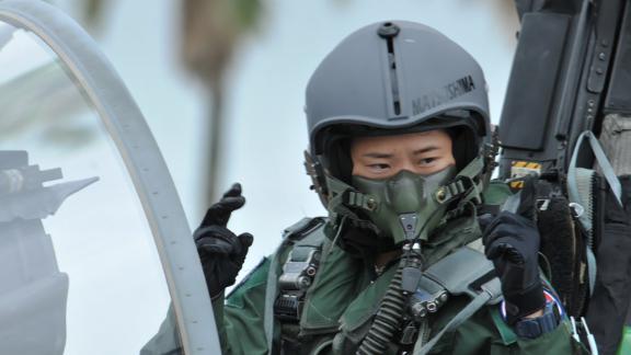 Misa Matsushima, 26, has become Japan