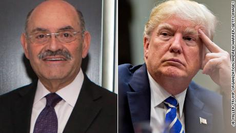 Indictments of firm and top executive test Trump's charmed life