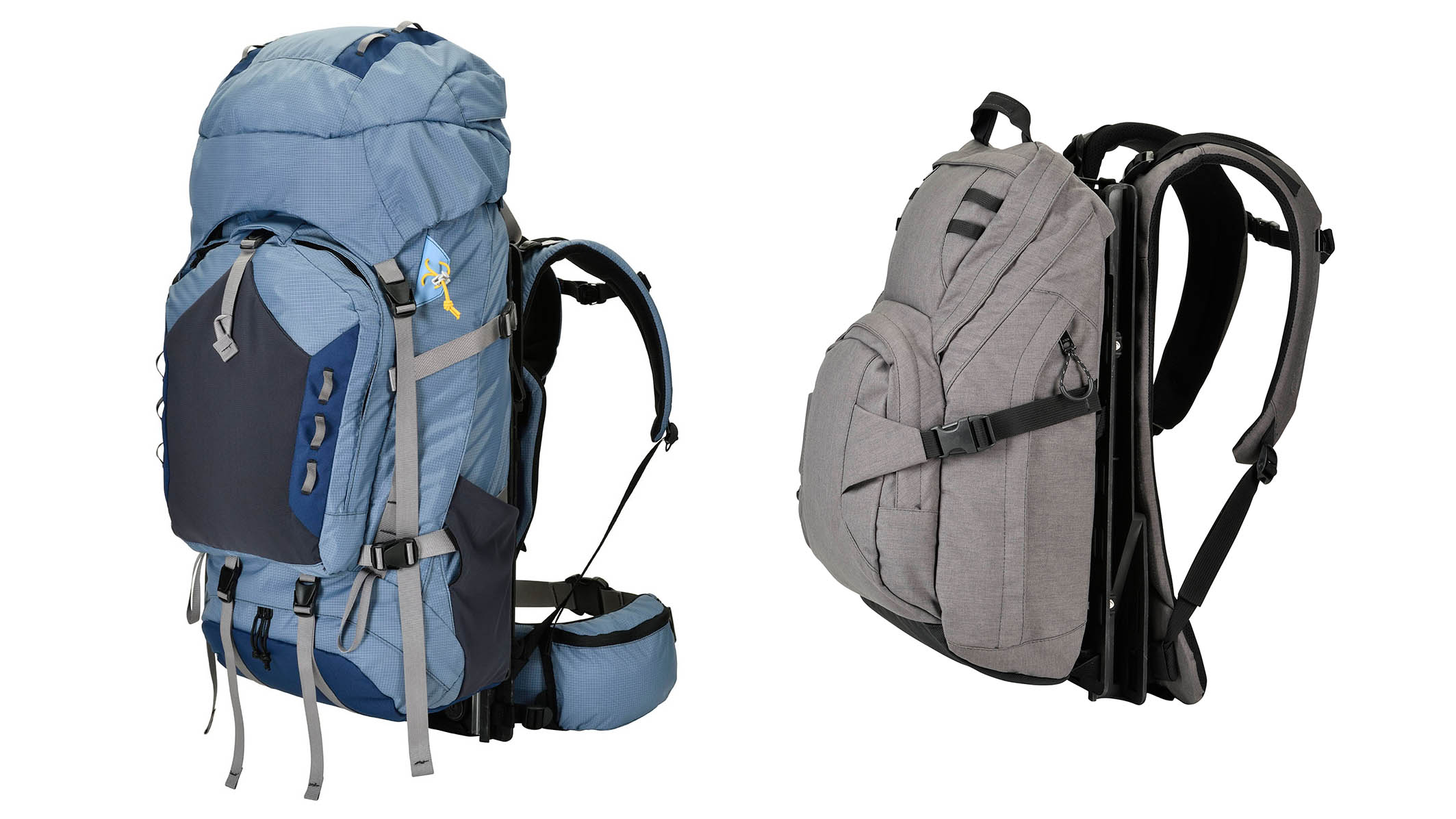 51429cd21e  Floating  backpack claimed to ease burden of travel