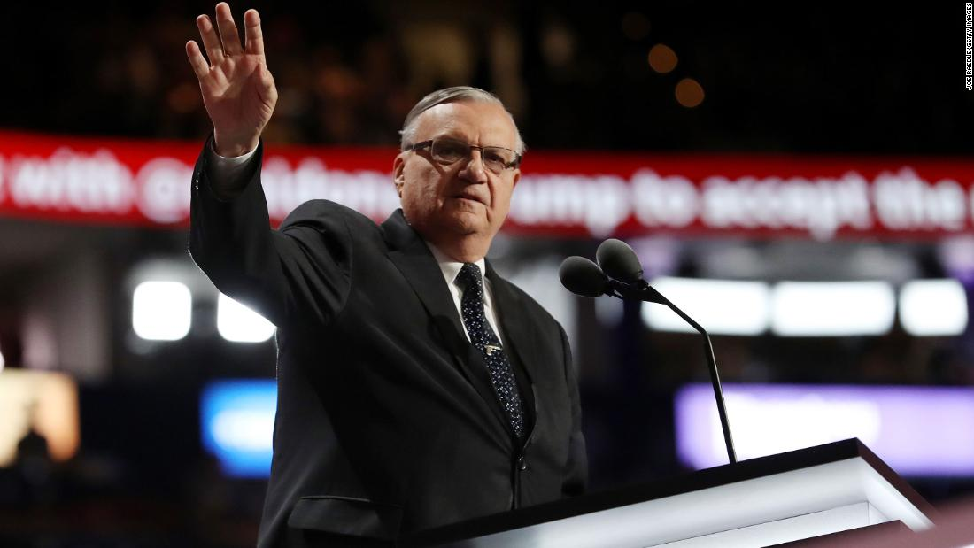 Joe Arpaio loses Republican primary for sheriff to his former chief deputy
