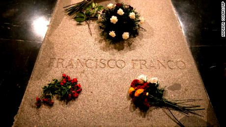 Franco's exhumation approved by Spanish cabinet