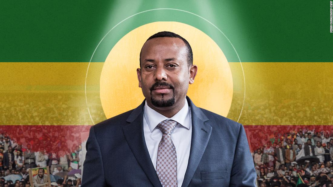 Image result for dr. abiy ahmed