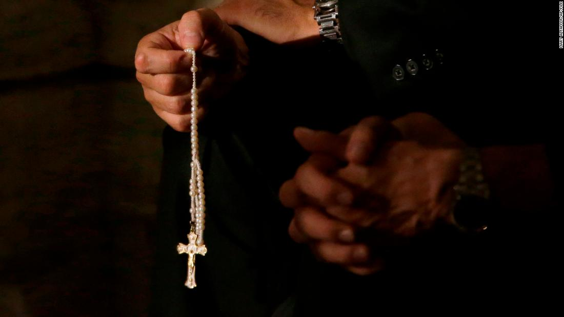 $3.8 billion paid in lawsuits and claims over sex abuse allegations in Catholic Church since 1980s, group says