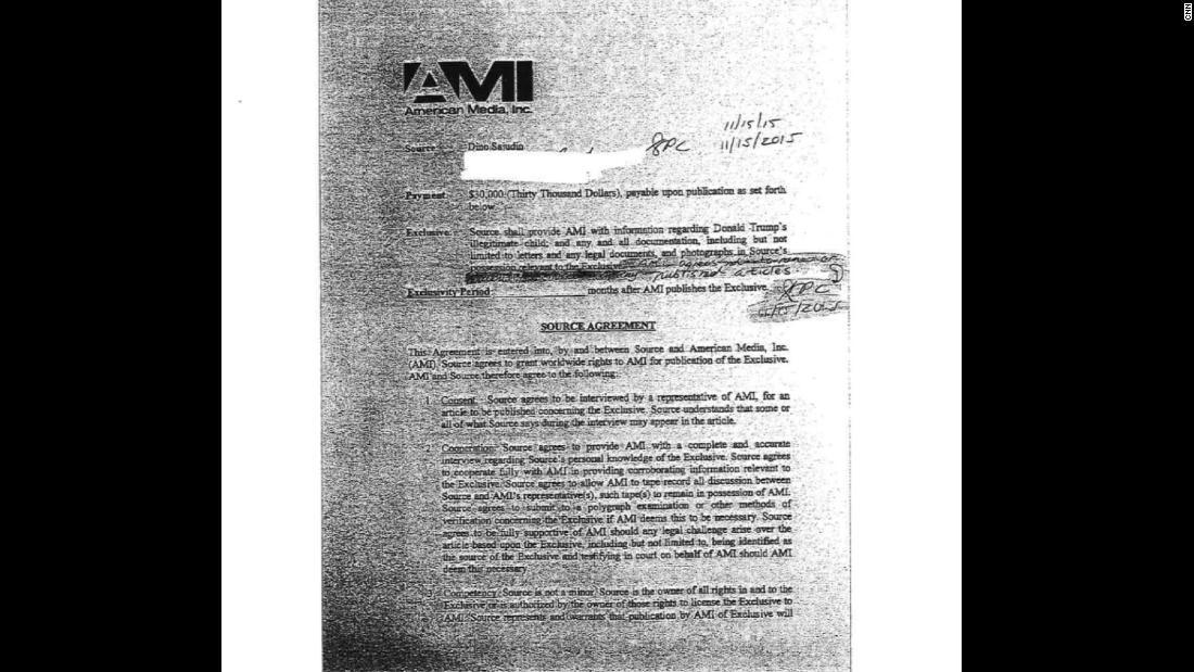 Cnn Obtains Copy Of Ex Doormans Agreement Cnn Video