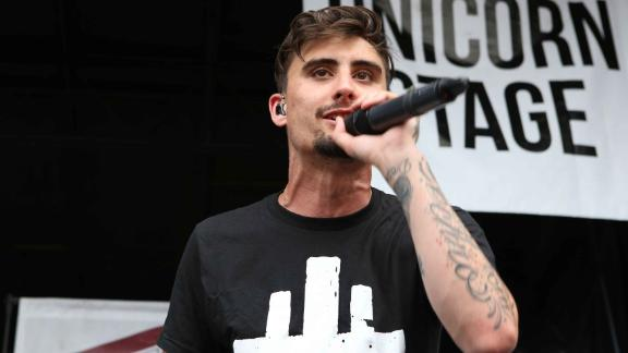 Kyle Pavone, a vocalist for the rock band We Came as Romans, died August 25, according to a statement on the band's Twitter account. He was 28.