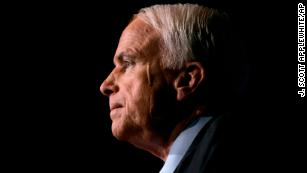 Washington Post: Trump opted against sending official statement praising McCain