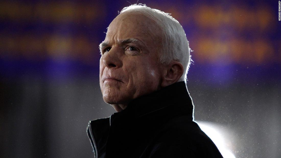 Sen. John McCain to lie in state. Here's what that means – Trending Stuff