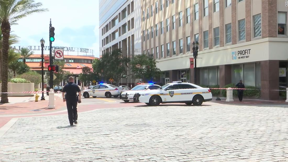 Two killed in shooting at Jacksonville video game tournament