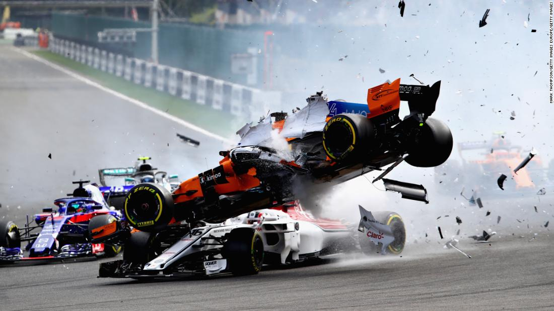 Grand Prix Racing >> Us Grand Prix The Strangest Race In Formula One History Cnn