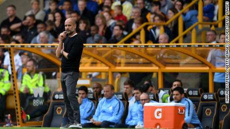Pep Guardiola and his Manchester City side ran out of ideas against a stubborn Wolves team.