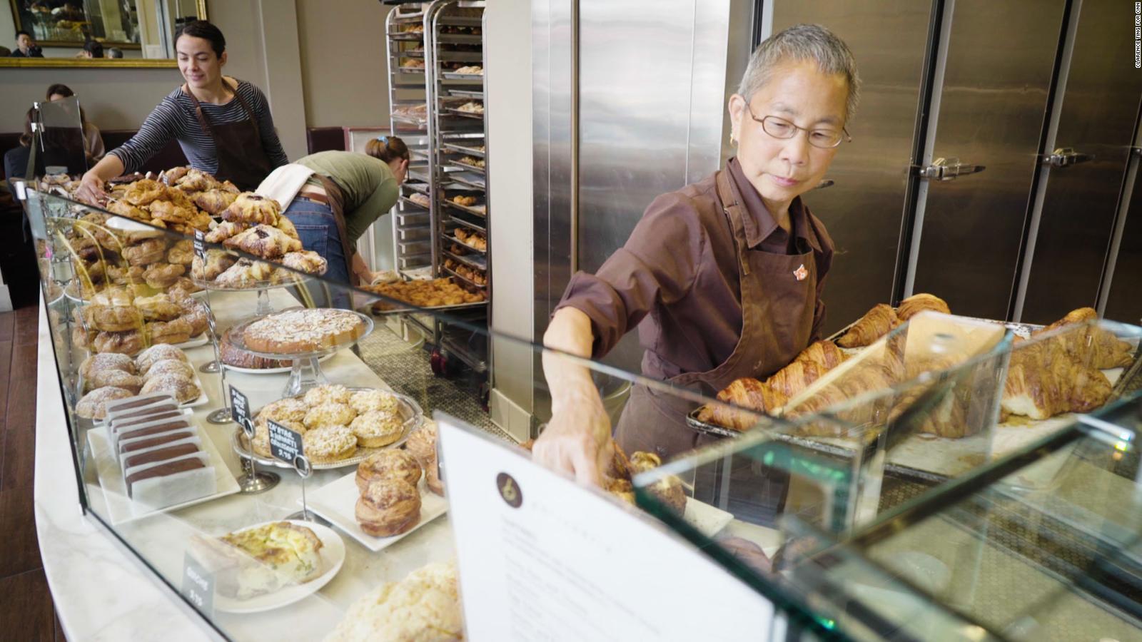 b Patisserie's Belinda Leong offers a taste of San Francisco | CNN